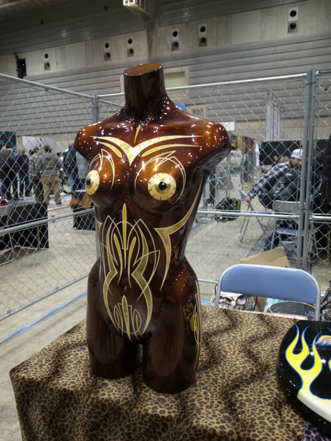2012 Hot Rod Custum Show