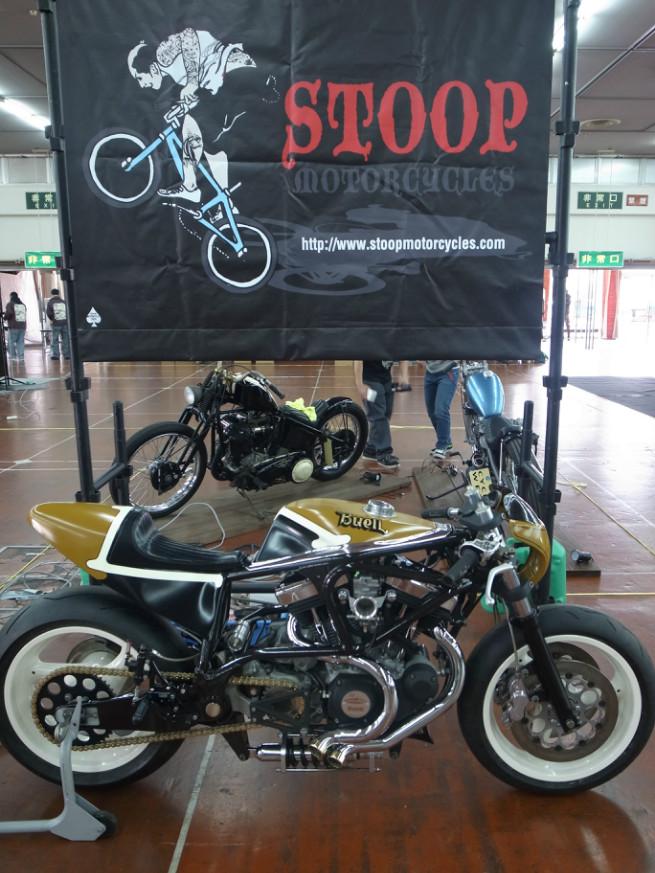 2013 West Japn Motorcycle Show in Hiroshima