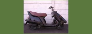 HONDA スペイシー125