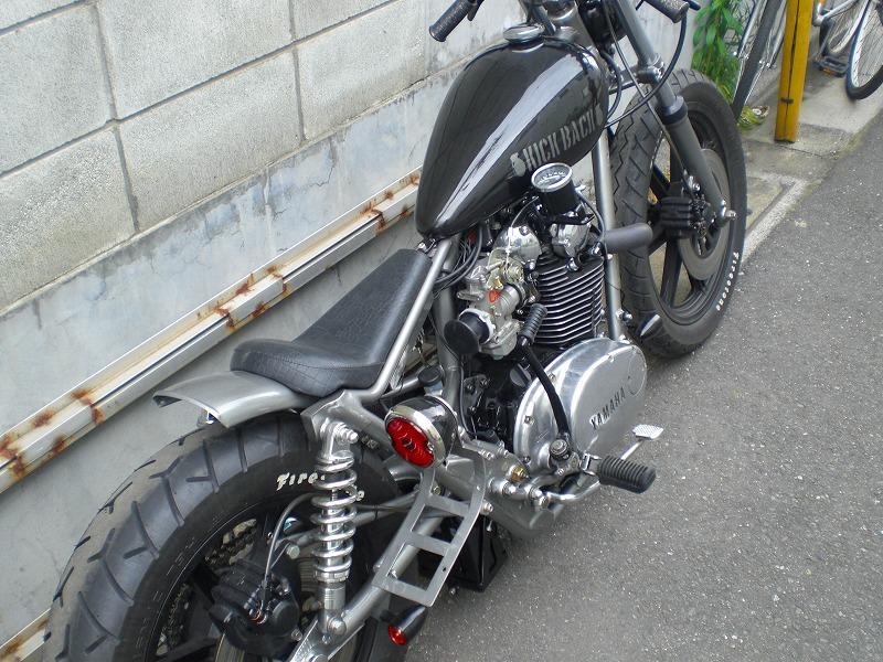 YAMAHA XS750SP