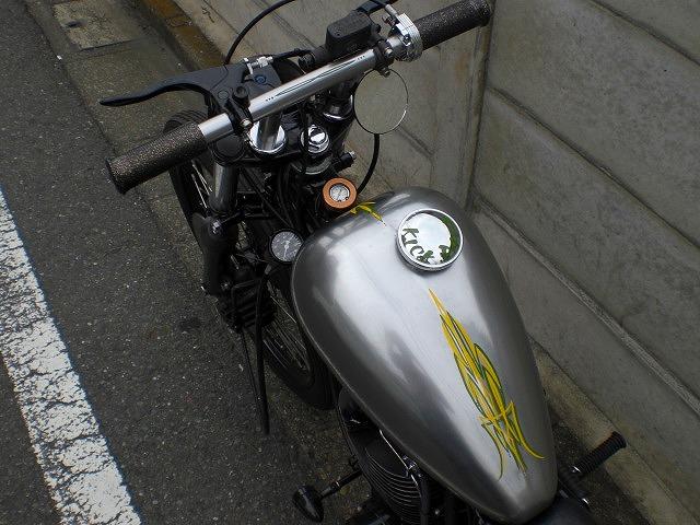 YAMAHA SR528