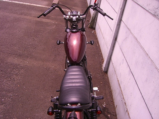 YAMAHA SR400