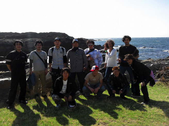 第1回 キックバックツーリング 2011年10月16日