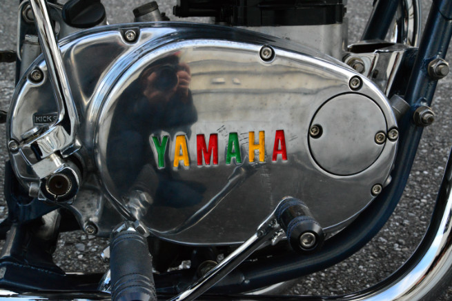 YAMAHA XS650SP